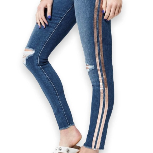 NEW Joe's Jeans The Charlie High Rise Skinny Ankle